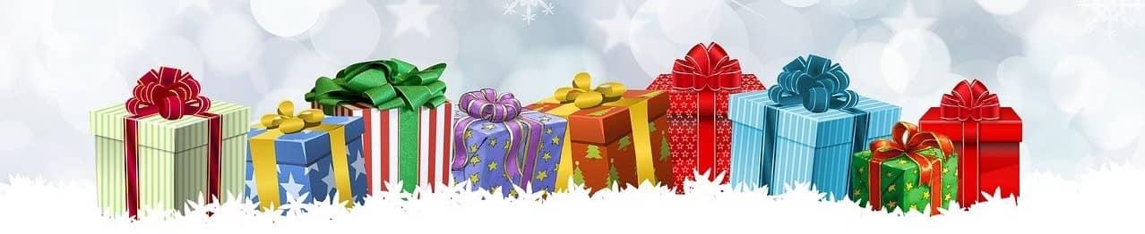 regalos de Navidad de Santa Claus / Papá Noel